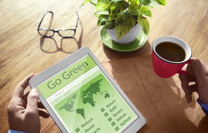 Go green tablet
